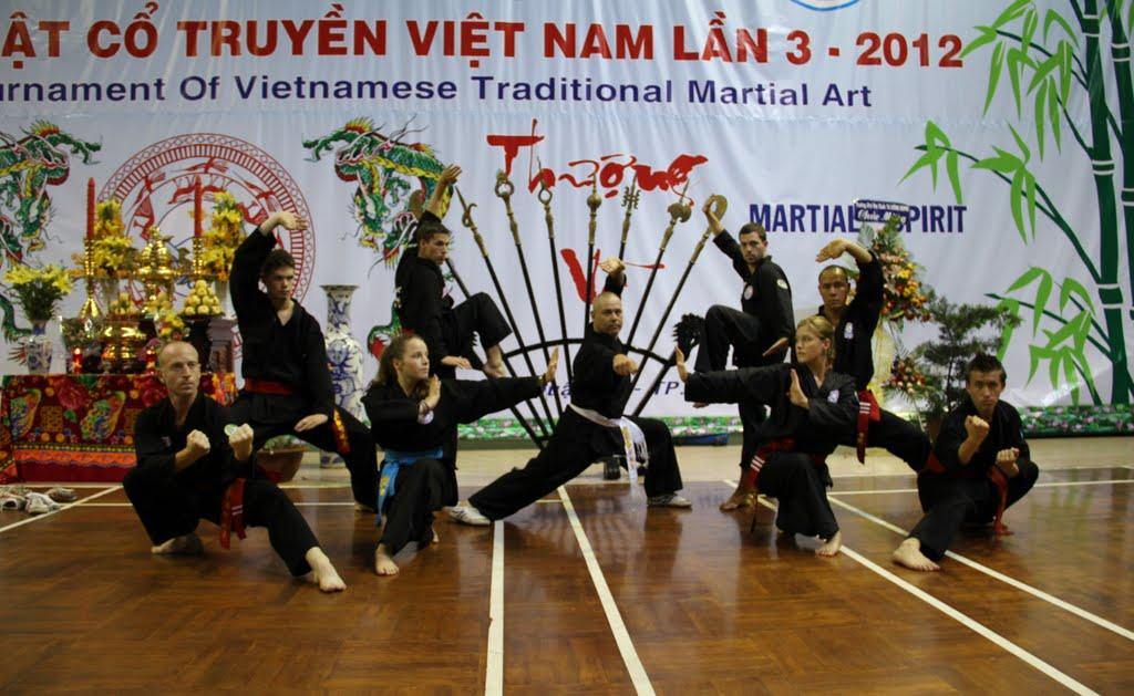 Ho Chi Minh 2012
