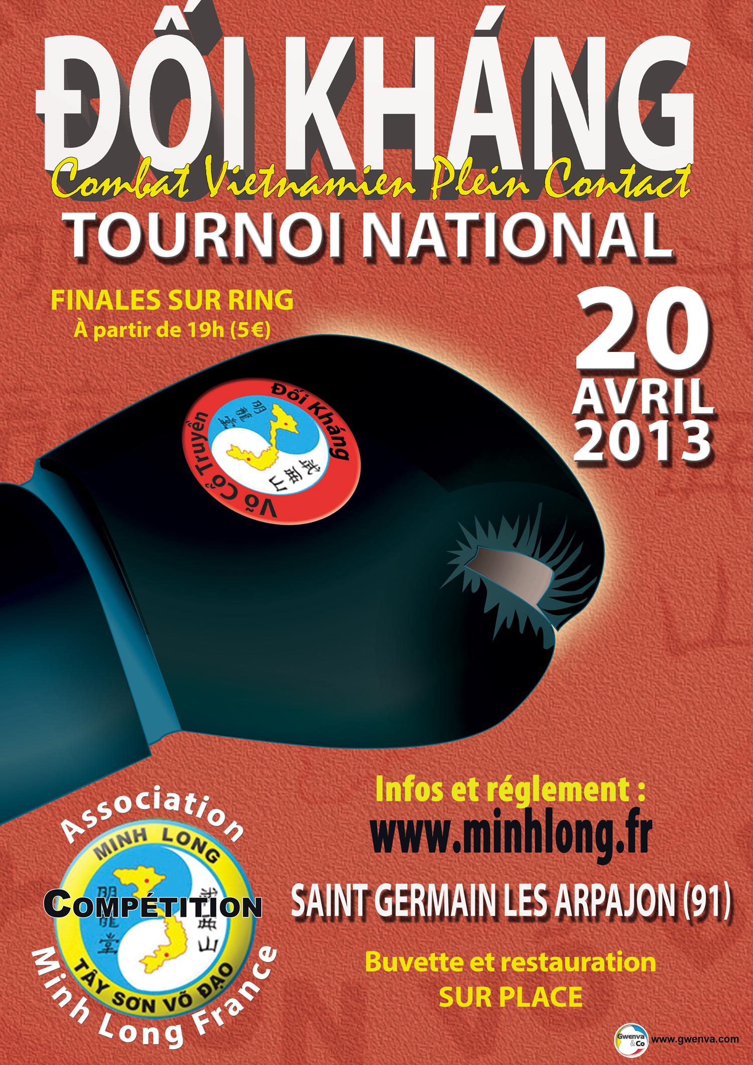 tournoi de doi khang 2013