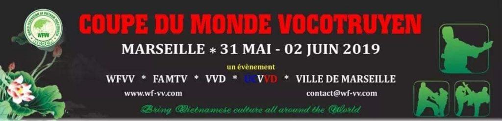 Coupe du Monde WFVV France 2019